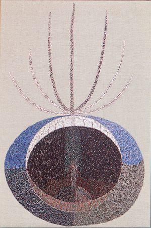 Jahreszeiten, Acryl auf Leinwand, 1979