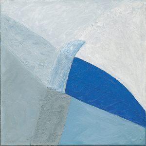 Flügel, Oel auf Leinwand, 1987-1990