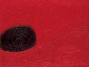 Sisyphus, Oel auf Leinwand, 1989