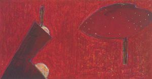 Babel, Handsiebdruck, 1995