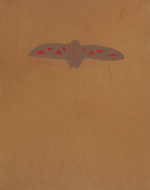 Erde, Handsiebdruck, 1990