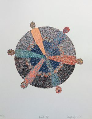 Judgment, Tarot, Granolithographie, 1975